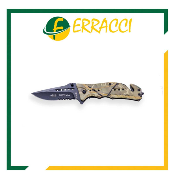 COLTELLO TATTICO SURVIVAL
